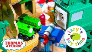 Thomas and Friends Mystery Grab Bag GIVEAWAY! Thomas Train Videos for Children! Toy Trains! Woah!