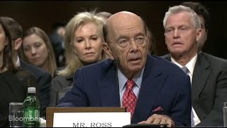 Wilbur Ross: I'm Not Anti-Trade, I'm Pro-Sensible Trade