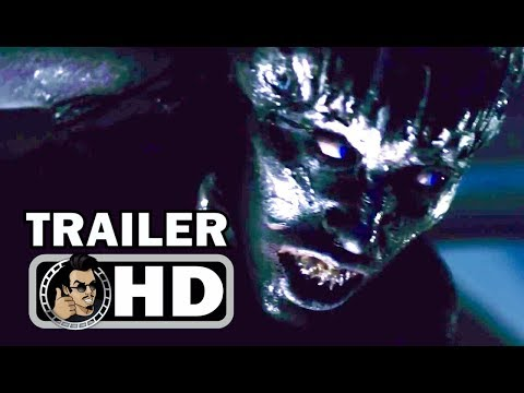 CROSSBREED Official Trailer (2018) Sci-Fi Action Horror Movie HD