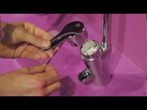 Kasetės keitimas, vandens ir energijos naudojimo suderinimas