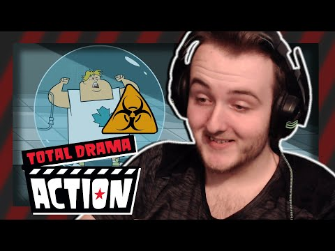 """Total Drama Action Episode 8 """"One Flu Over the Cuckoos"""" Reaction"""