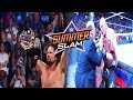 WWE SUMMERSLAM 2017 FULL SHOW RESULTS WWE SUMMERSLAM 2017 RESULTS waptubes