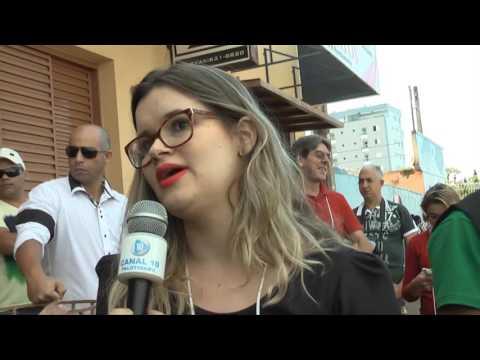 Patos de Minas diz não a divisão na categoria dos trabalhadores em cooperativas