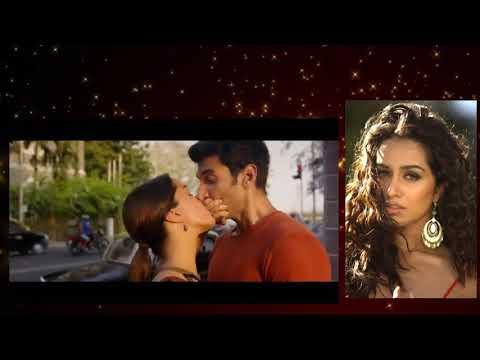 Shraddha Kapoor All Kisses In Ok JaanuShraddha Kapoor All Kisses In Ok Jaanu_HD