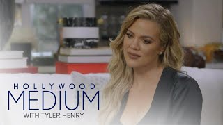 Video Did Tyler Predict Khloe Kardashian's Drama With Tristan? | Hollywood Medium with Tyler Henry | E! MP3, 3GP, MP4, WEBM, AVI, FLV April 2018