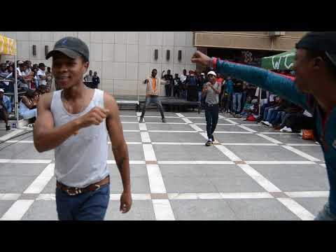 Gcom & Maradona Dance  Performance (State Theatre)