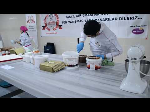 Pastacılar Derneği Pasta Yarışması