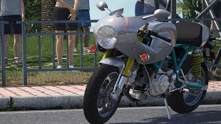 9. Ducati Paul Smart 1000 2008 - DUCATI - 90th Anniversary - Test Ride Gameplay (PC HD) [1080p60FPS]
