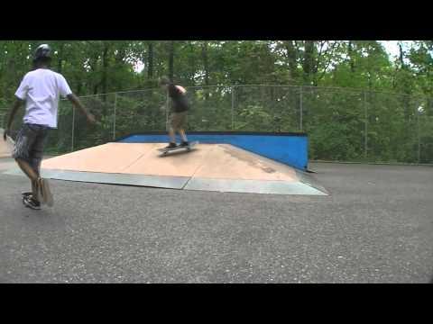 Day @ Truxton Skatepark.