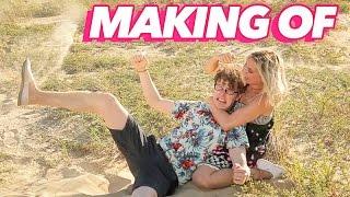 Video FRIENDZONE MAKING OF (Norman feat Natoo) MP3, 3GP, MP4, WEBM, AVI, FLV Agustus 2017