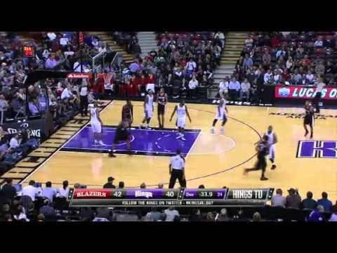 Portland Trail Blazers 103 – Sacramento Kings 86