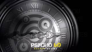 Video Psycho 60 Escape Rooms in Kernersville! MP3, 3GP, MP4, WEBM, AVI, FLV Juli 2018