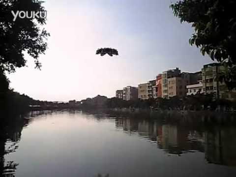 UFOs invade Chinese internet