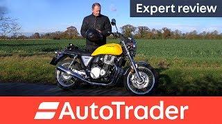 8. Honda CB1100 review