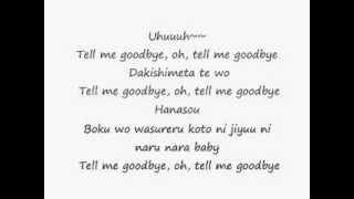 Video Tell Me Goodbye-Big Bang Lyrics MP3, 3GP, MP4, WEBM, AVI, FLV Juli 2018