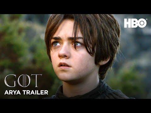 Game of Thrones | Official Arya Stark Trailer (HBO)
