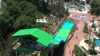 Salou Spain  City new picture : Portaventura Aquatic water park Salou Spain June 2013