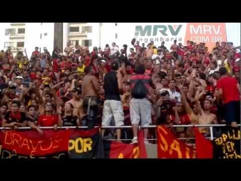 Video - Brava Ilha - Sport X Fluminense - Brava Ilha - Sport Recife - Brasil