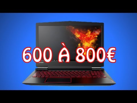TOP 10 PC PORTABLES 600 À 800€ | DECEMBRE 2017 | SPECIAL NOEL
