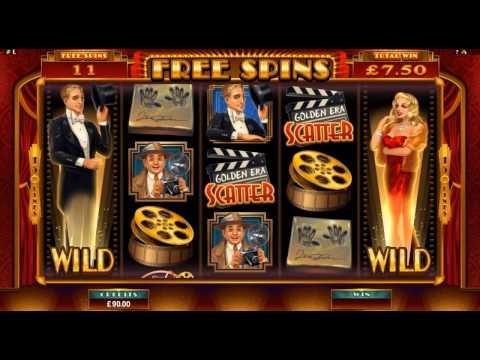 Golden Era Online Slot - Microgaming Promo Video