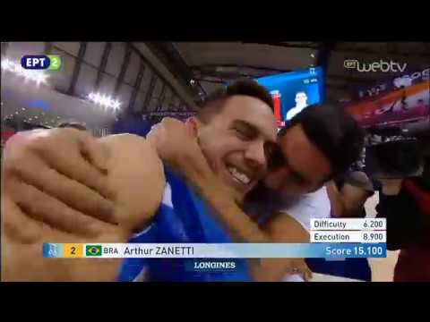 Για 3η φορά παγκόσμιος πρωταθλητής ο Λευτέρης Πετρούνιας | 2/11/18 | ΕΡΤ