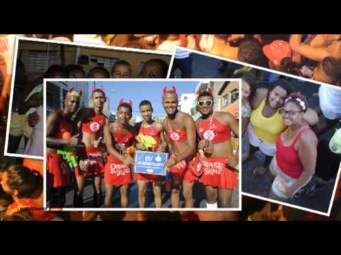 Carnaval Nordeste de Amaralina 2016