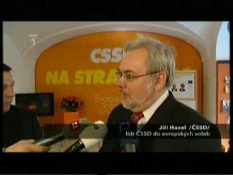 090421 - Začíná bitva o KORYTA (Volby do Euro parlamentu - trafiky)  (CT1)