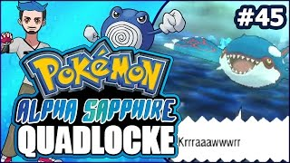 Pokémon AlphaSapphire Randomizer Quadlocke Part 45 | FEELING THE PULSE FROM YOUR ORIGIN by Ace Trainer Liam