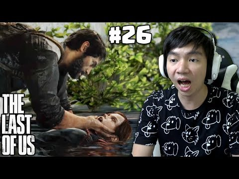 Ellie Tengelam 😧 - The Last Of Us Remastered - Indonesia #26