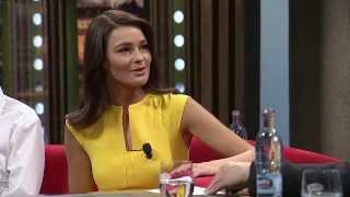 3. NikolŠvantnerová - Show Jana Krause 15. 4. 2015