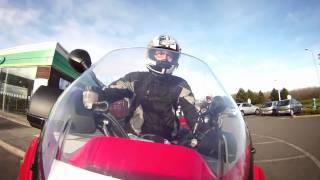 8. Kawasaki Versys 1000 vs BMW R1200GS vs Triumph Tiger 1050