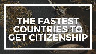 Video The fastest countries to get citizenship MP3, 3GP, MP4, WEBM, AVI, FLV Oktober 2017