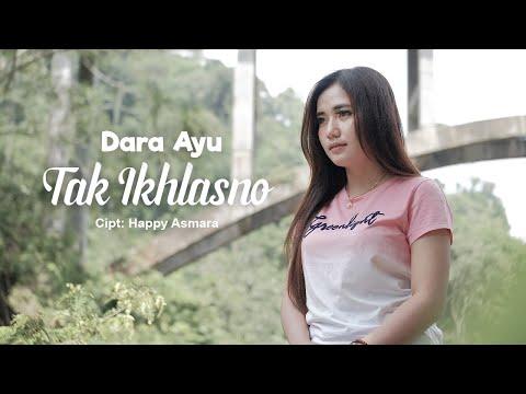 Dara Ayu - Tak Ikhlasno (Official Music Video)  Reggae Version