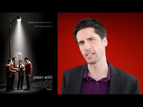 Jersey Boys movie review
