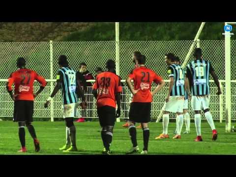 J11 : FC Chambly Thelle - USL Dunkerque (1-0), le résumé