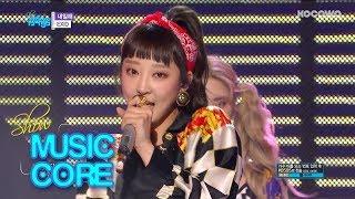 Video EXID - LadyㅣEXID - 내일해 [Show Music Core Ep 584] MP3, 3GP, MP4, WEBM, AVI, FLV April 2018