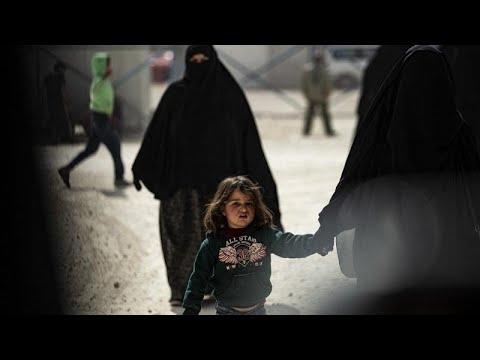 La Belgique rapatrie les enfants de terroristes