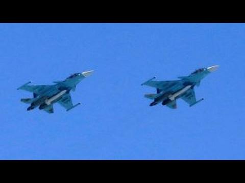 Russian bombers intercepted off coast of Alaska