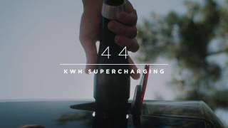 Tesla Owner Coen Swijnenberg experiences the ease of charging a Tesla on his idyllic road trip across southern Europe Enter The Greatest Drive ...