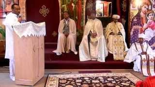 Ethiopian Orthodox 2005/2013 Debre Selam MedhaniAlem Official Opening Ceremony (Brandon, MB) #25