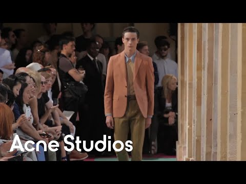 Video | ACNE Spring/Summer 2012 Menswear Runway Show