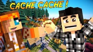 Video CACHE CACHE MINECRAFT AVEC POPIGAMES ! | Hide and Seek | Minecraft MP3, 3GP, MP4, WEBM, AVI, FLV Mei 2017