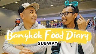 Video SANDWICH ANDALAN GUE! - BANGKOK FOOD DIARY EPS. 1 MP3, 3GP, MP4, WEBM, AVI, FLV April 2019