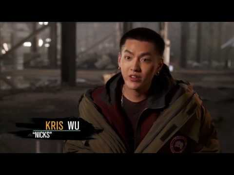XXX: Return of Xander Cage (Featurette 'Kris Wu')