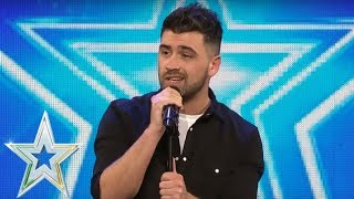 Video Christopher King goes country and gets a Golden Buzzer | Auditions Series 1 | Ireland's Got Talent MP3, 3GP, MP4, WEBM, AVI, FLV Maret 2019