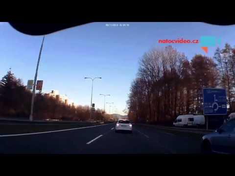 Nebezpečné omezení v jízdě