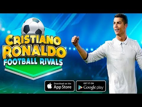 Ronaldo Soccer Rivals - Android/iOS Gameplay (PvP -multiplayer soccer)