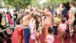 Samut Songkhram Thailand  city pictures gallery : Activities at Samut Songkhram is all about Thai culture
