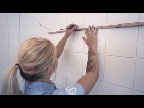 Instruktionsfilm om montering av Artic badrumsmöbler