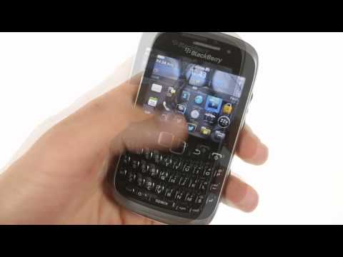 BlackBerry Curve 9320 Hands-on